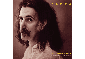 Frank Zappa - The Yellow Shark (CD)