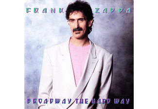 Frank Zappa - Broadway The Hard Way (CD)