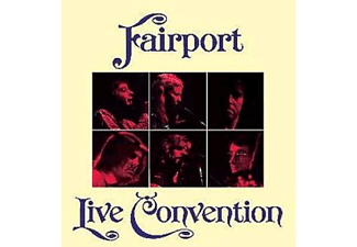 Fairport Convention - Live Convention (CD)