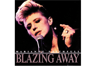 Marianne Faithfull - Blazing Away (CD)