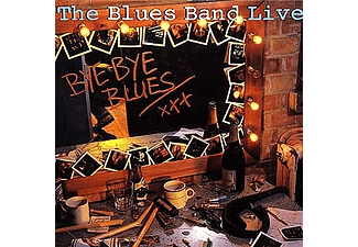 The Blues Band - Live - Bye Bye Blues (CD)