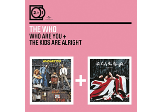 The Who - 2 For 1: Who Are You/The Kids Are Alright [CD]