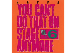 Frank Zappa - You Can't Do That On Stage Anymore Vol.6 (CD)