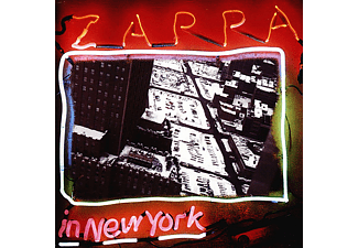 Frank Zappa - Zappa In New York (CD)