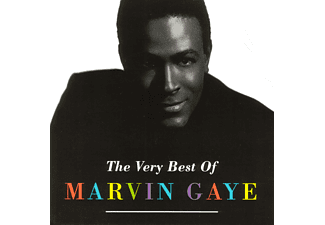Marvin Gaye - Best Of (CD)