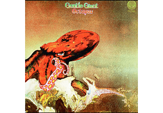 Gentle Giant - Octopus (CD)