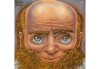 Gentle Giant - Gentle Giant (CD)