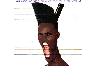 Grace Jones - Slave To The Rhythm (CD)