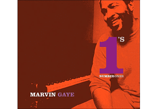 Marvin Gaye - Number 1's (CD)