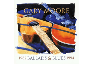 Gary Moore - Ballads And Blues (CD + DVD)