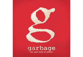 Garbage - Not Your Kind Of People - Deluxe Edition CD (CD)