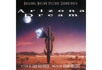 Goran Bregovic - Arizona Dream (Arizonai álmodozók) (CD)