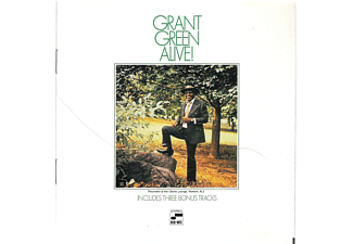 Grant Green - Alive (CD)