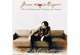 Goran Bregovic - Tales And Songs From Weddings And Funerals (CD)