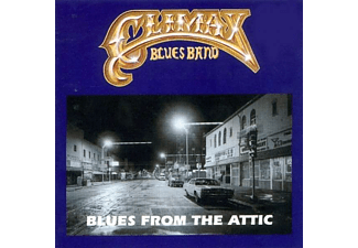 Climax Blues Band - Blues From The Attic - Live 1993 (CD)