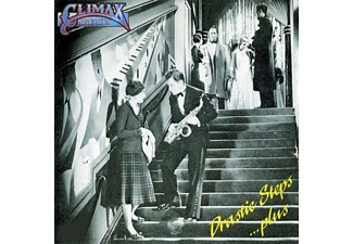 Climax Blues Band - Drastic Steps (CD)