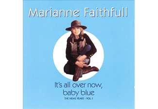 Marianne Faithfull - It S All Over Now, Baby Blue (CD)