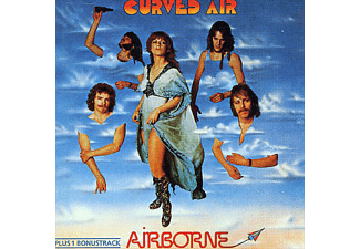 Curved Air - Airborne (CD)