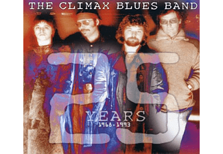 Climax Blues Band - 25 Years - 1968 - 1993 (CD)