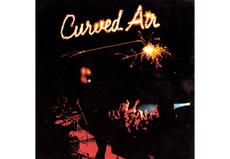 Curved Air - Live (CD)