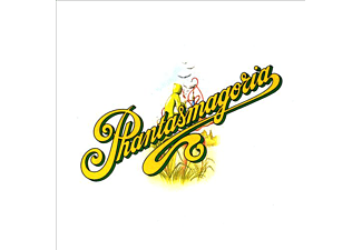 Curved Air - Phantasmagoria (CD)