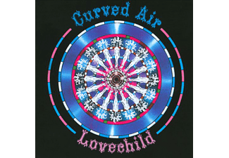 Curved Air - Love Child (CD)