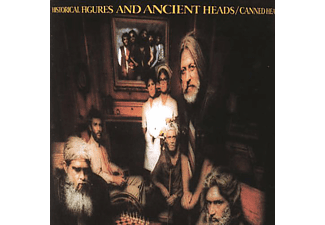 Canned Heat - Historical Figures and Ancient Heads (CD)