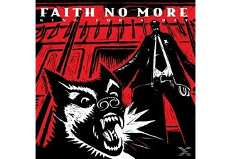 Faith No More - King For A Day Fool For A Lifetime - (Vinyl)