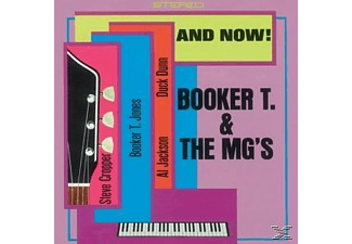 Booker T. & The M.G.'s - And Now - (Vinyl)