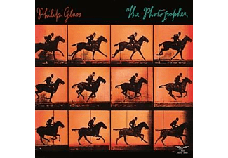 Philip Glass - Photographer - (Vinyl)