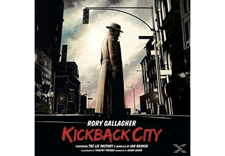 Rory Gallagher - Kickback City | LP