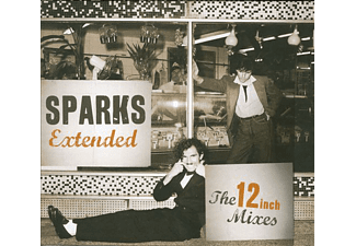 "Sparks - Extended - The 12"" Mixes - 1979-1984 (CD)"