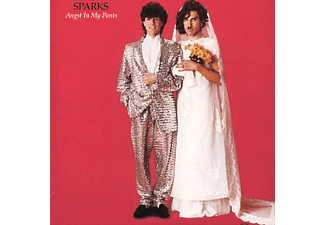 Sparks - Angst In My Pants (CD)