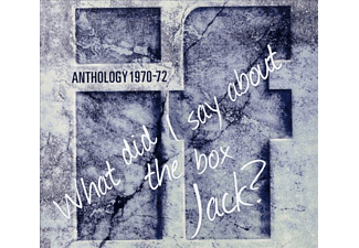 If - What Did I Say About The Box Jack? - Anthology 1970-1972 (CD)
