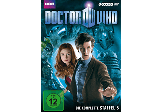 Doctor Who - Staffel 5 - (DVD)