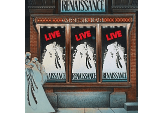 Renaissance - Live At The Carnegie Hall 1975 - Mini-Vinyl-Papersleeve (CD)