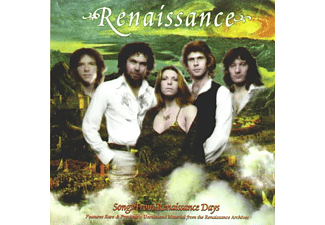 Renaissance - Songs From Renaissance Days (CD)