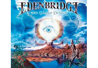 Edenbridge - The Grand Design - (CD)