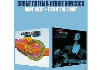 Grant Green, Herbie Hancock - Goin' West + Feelin' The Spirit + 1 Bonustrack [CD]