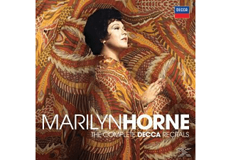Marilyn Horne - The Complete Decca Recordings - (CD)