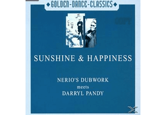 Nerio S Dubwork Meets Darryl P - Sunshine & Happiness - (Maxi Single CD)