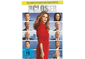 The Closer - Staffel 7 [DVD]