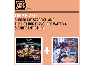 Limp Bizkit 2 For 1: Chocolate Starfish.../Significant Other Rock CD