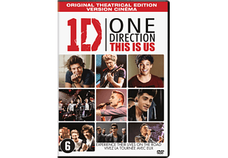 One  Direction - This Is Us | DVD