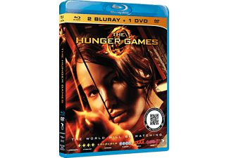 Hunger Games Blu-ray + DVD