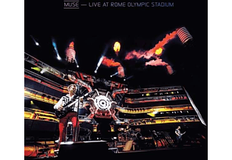 Muse - Live At Rome Olympic Stadium (CD + DVD)