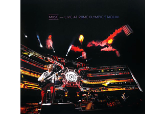 Muse - Live At Rome Olympic Stadium (CD + Blu-ray)