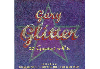 Gary Glitter - 20 Greatest Hits (CD)