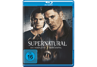 Supernatural - Die komplette 7. Staffel [Blu-ray]