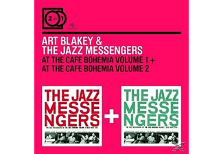 Art Blakey And The Jazz Messengers - 2 For 1: At The Cafe Bohemia/Vol. 2 [CD]